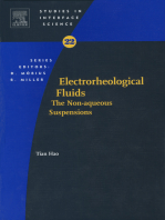 Electrorheological Fluids