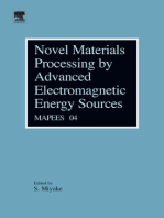 Novel Materials Processing by Advanced Electromagnetic Energy Sources