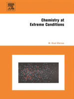Chemistry at Extreme Conditions