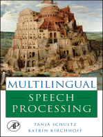Multilingual Speech Processing