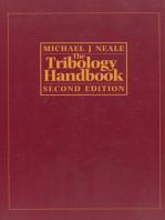 The Tribology Handbook