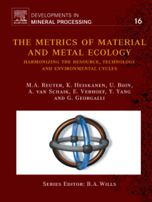 The Metrics of Material and Metal Ecology: Harmonizing the Resource, Technology and Environmental Cycles