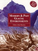Modern and Past Glacial Environments