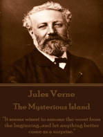 The Mysterious Island. Part 1 - Dropped From the Clouds