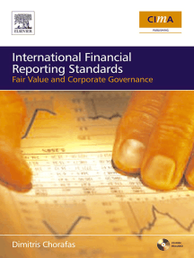IFRS, Fair Value and Corporate Governance: The Impact on Budgets, Balance Sheets and Management Accounts