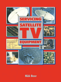 Servicing Satellite TV Equipment