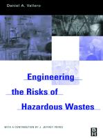 Engineering The Risks of Hazardous Wastes