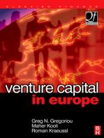Venture Capital in Europe