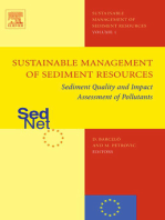 Sediment Quality and Impact Assessment of Pollutants