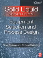 Solid/Liquid Separation
