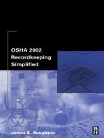 OSHA 2002 Recordkeeping Simplified