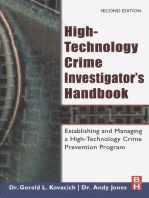 High-Technology Crime Investigator's Handbook