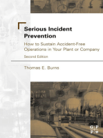Serious Incident Prevention: How to Sustain Accident-Free Operations in Your Plant or Company