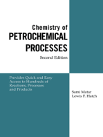 Chemistry of Petrochemical Processes