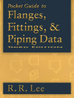 Pocket Guide to Flanges, Fittings, and Piping Data