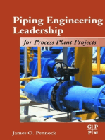 Piping Engineering Leadership for Process Plant Projects