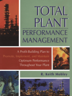 Total Plant Performance Management: