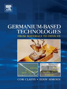 Germanium-Based Technologies: From Materials to Devices