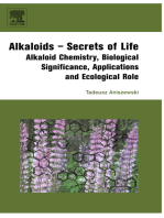 Alkaloids - Secrets of Life:: Aklaloid Chemistry, Biological Significance, Applications and Ecological Role