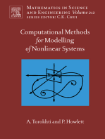 Computational Methods for Modeling of Nonlinear Systems by Anatoli Torokhti and Phil Howlett