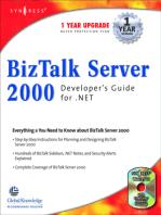 Biz Talk Server 2000 Developer's Guide