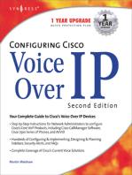 Configuring Cisco Voice Over IP 2E