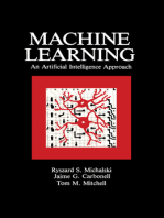 Machine Learning: An Artificial Intelligence Approach (Volume I)