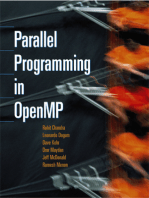 Parallel Programming in OpenMP