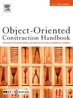 Object-Oriented Construction Handbook