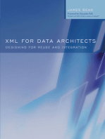 XML for Data Architects