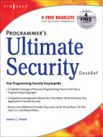 Programmer's Ultimate Security DeskRef