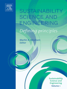 Sustainability Science and Engineering: Defining Principles
