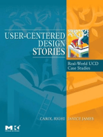 User-Centered Design Stories
