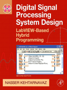Digital Signal Processing System Design: LabVIEW-Based Hybrid Programming