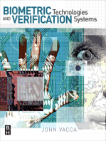 Biometric Technologies and Verification Systems