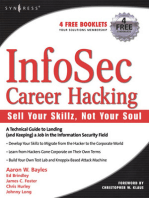 InfoSec Career Hacking