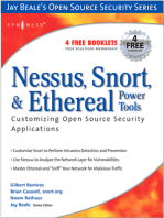 Nessus, Snort, and Ethereal Power Tools