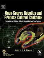 Open-Source Robotics and Process Control Cookbook: Designing and Building Robust, Dependable Real-time Systems