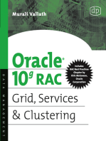 Oracle 10g RAC Grid, Services and Clustering