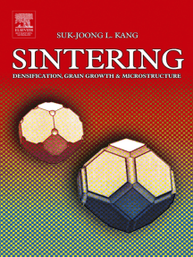 Sintering: Densification, Grain Growth and Microstructure