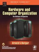 Hardware and Computer Organization