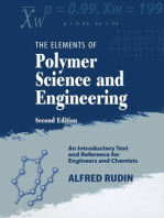 Elements of Polymer Science & Engineering