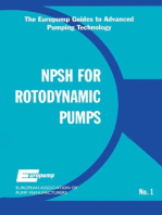 Net Positive Suction Head for Rotodynamic Pumps
