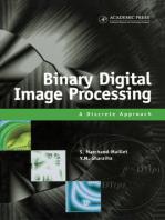 Binary Digital Image Processing: A Discrete Approach