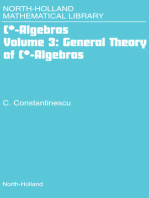 General Theory of C*-Algebras