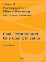 Coal Flotation and Fine Coal Utilization