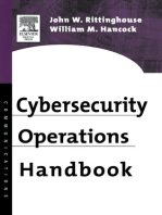 Cybersecurity Operations Handbook