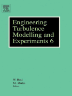 Engineering Turbulence Modelling and Experiments 6