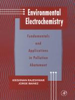 Environmental Electrochemistry