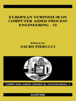 European Symposium on Computer Aided Process Engineering - 10
